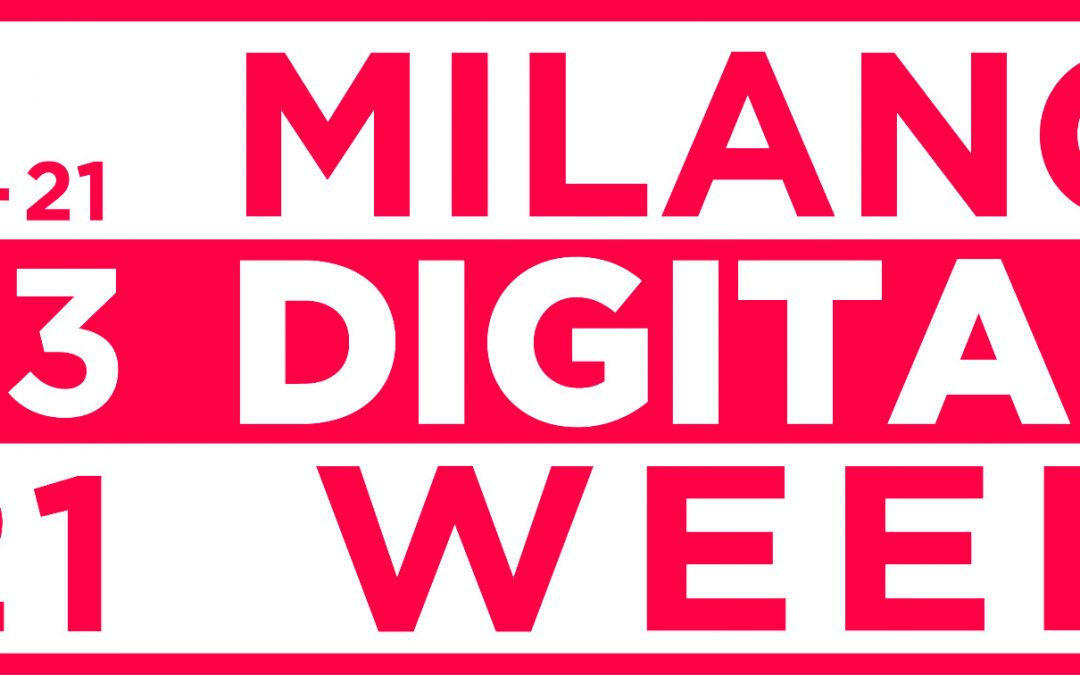 EVENT – Milano Health City – March 18th 2021 – Milano Digital Week
