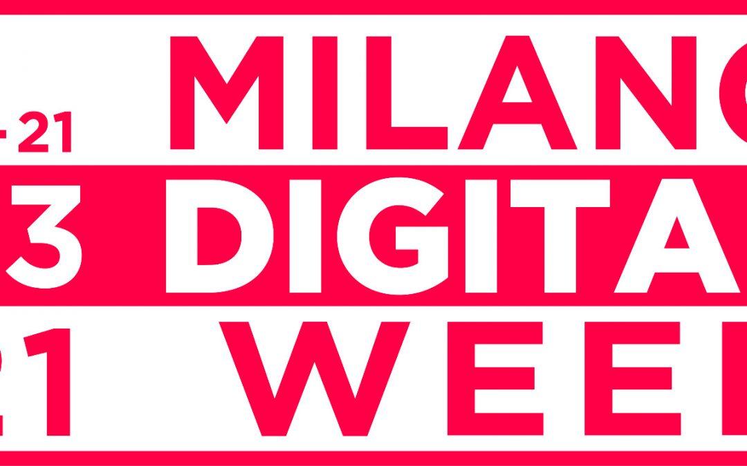 EVENT – Milano Health City – March 18th 2021 – Milano Digital Week